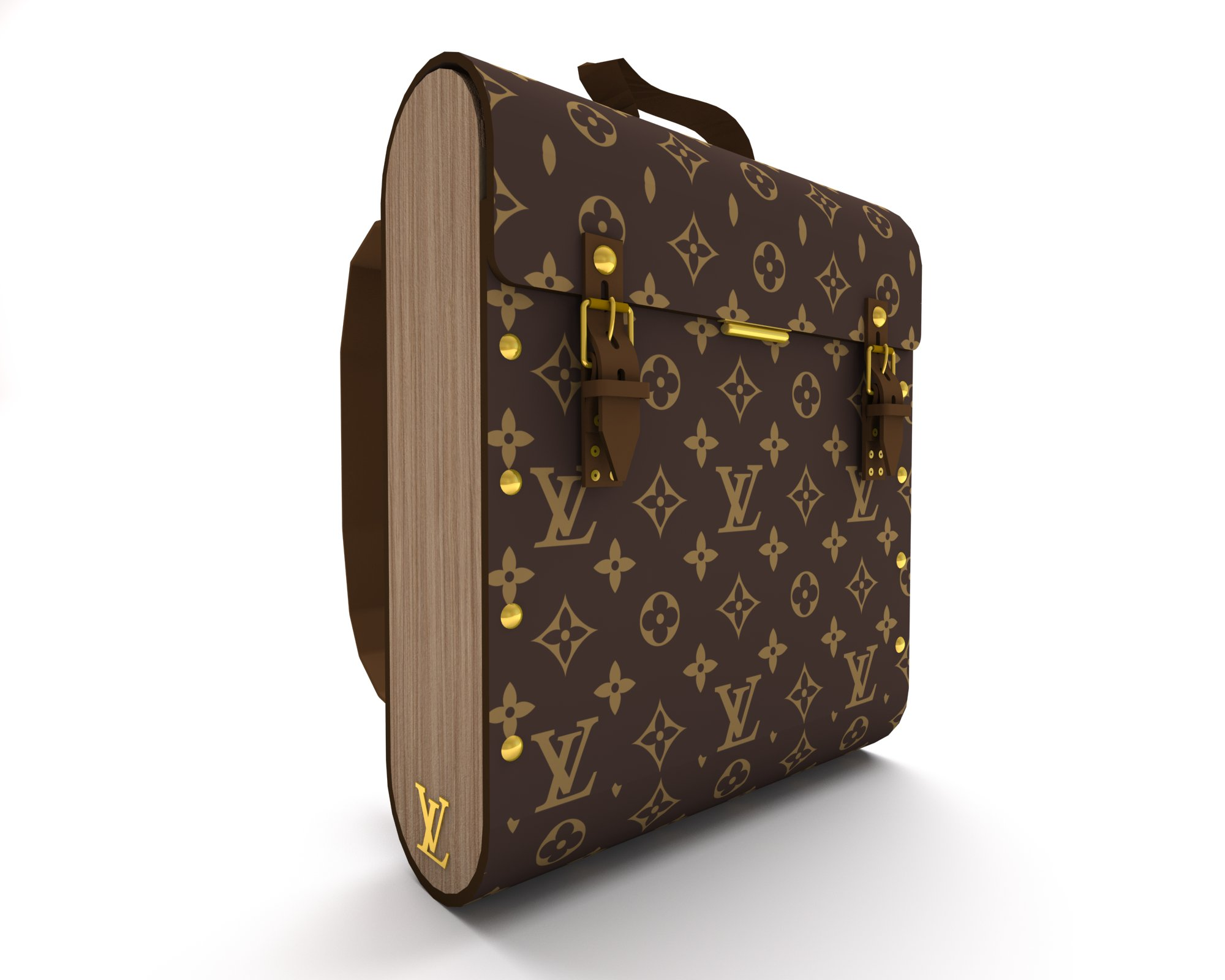 Mochila Bagster Louis Vuitton