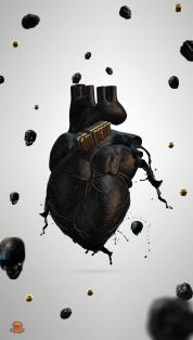 OIL HEART 3D