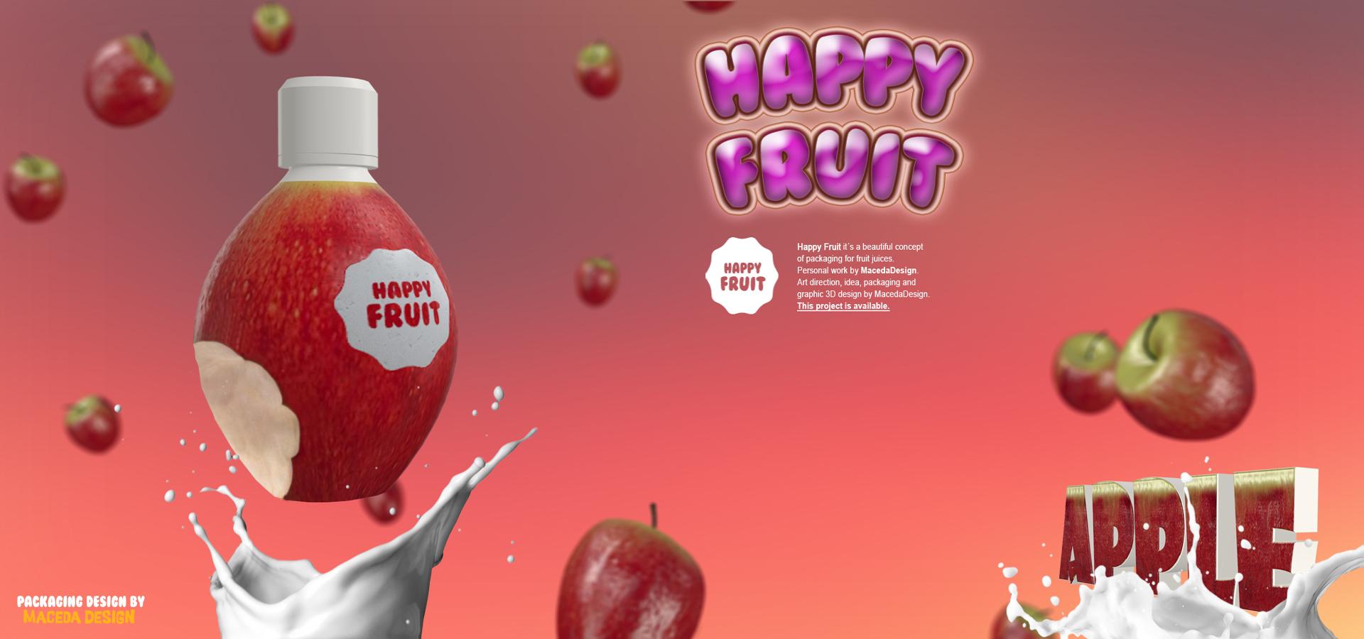 Happy Fruit Packaging