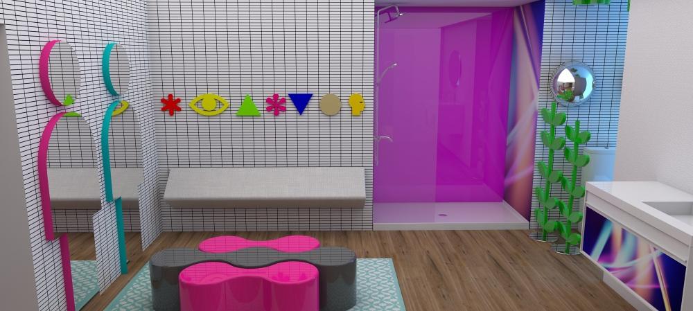 Diseño de interiorismo baño
