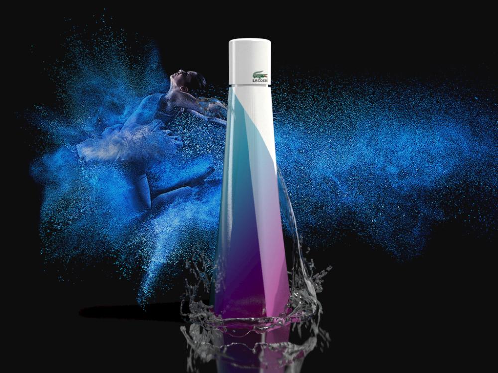 Lacoste Design perfum product
